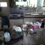 遺品整理 現場 キッチン