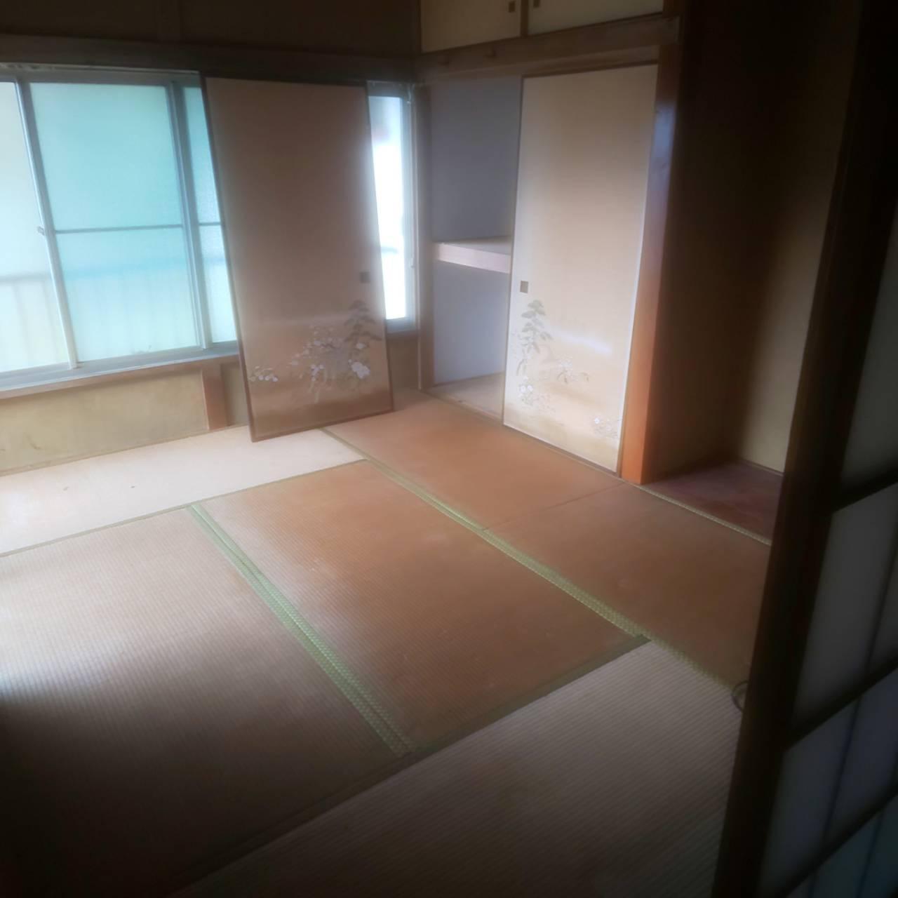 3LDK 和室2 after