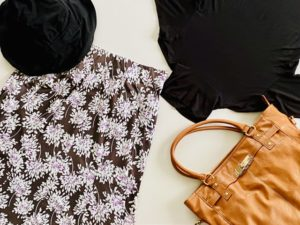 洋服や鞄 整理