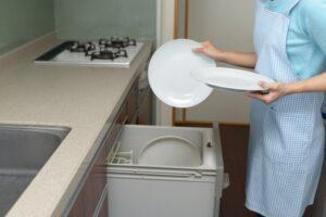 食器洗い機 使用イメージ