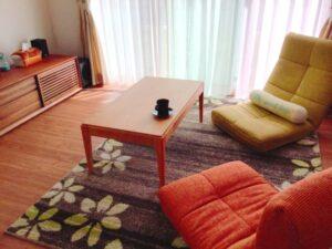 座椅子 洋室用デザイン