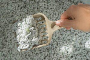 猫砂 掃除